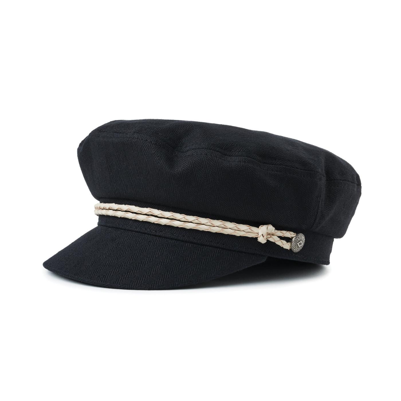 Ashland casquette 00712-BLACKOFFWH-L - Brixton - Modalova