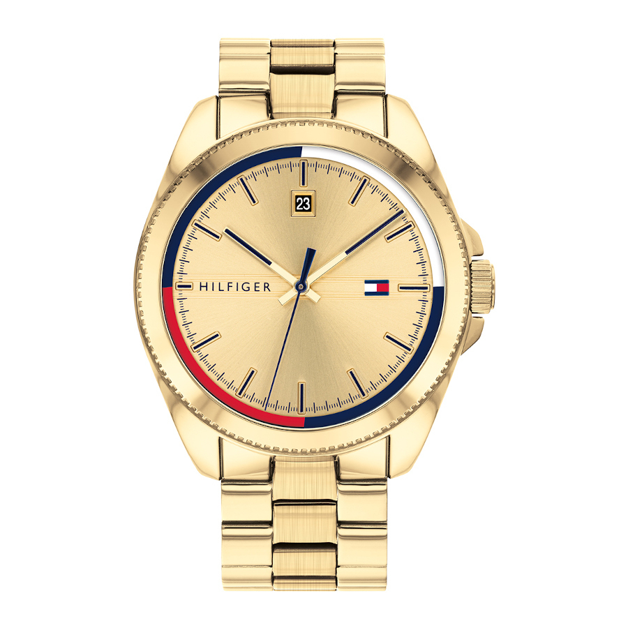 Denim montre TH1791686 - Tommy hilfiger - Modalova