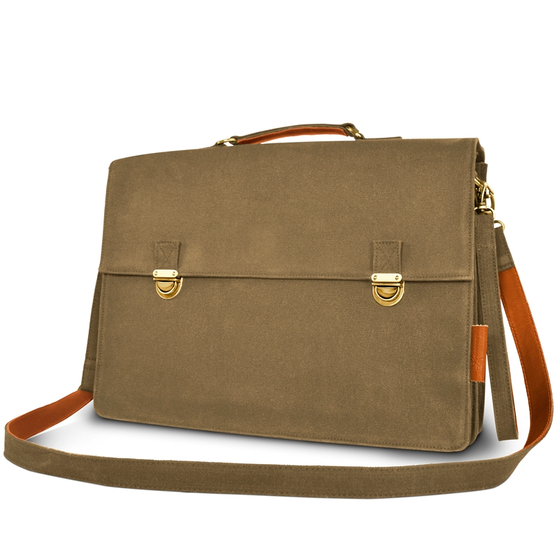 Laauw Madrid Canvas sac ordinateur 8719325369878