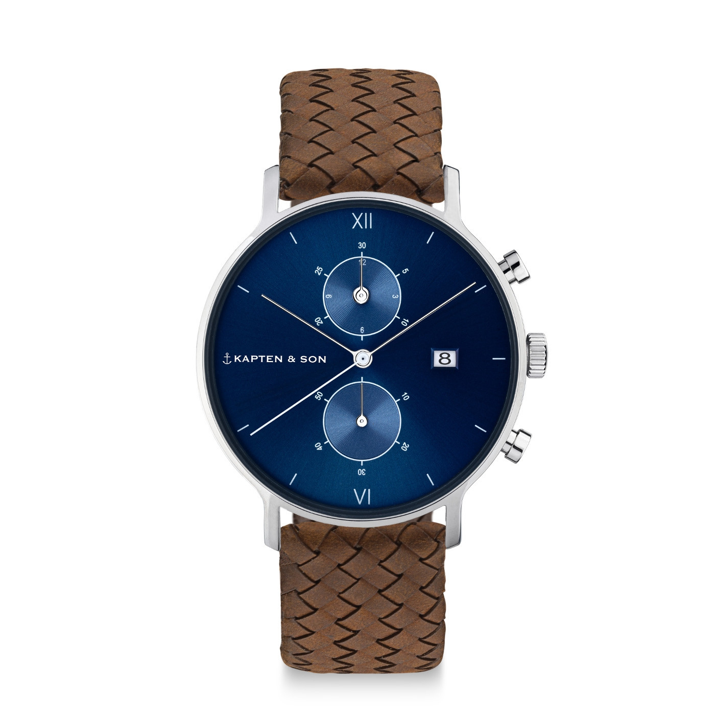 Kapten and Son Chrono montre CD03C1003F12A