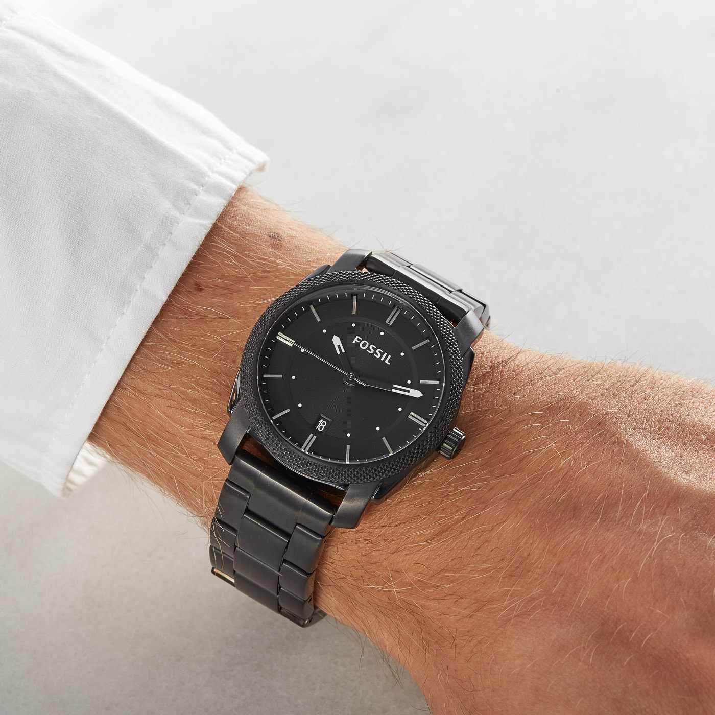 Fossil Original Boyfriend Mechanical horloge ME3086