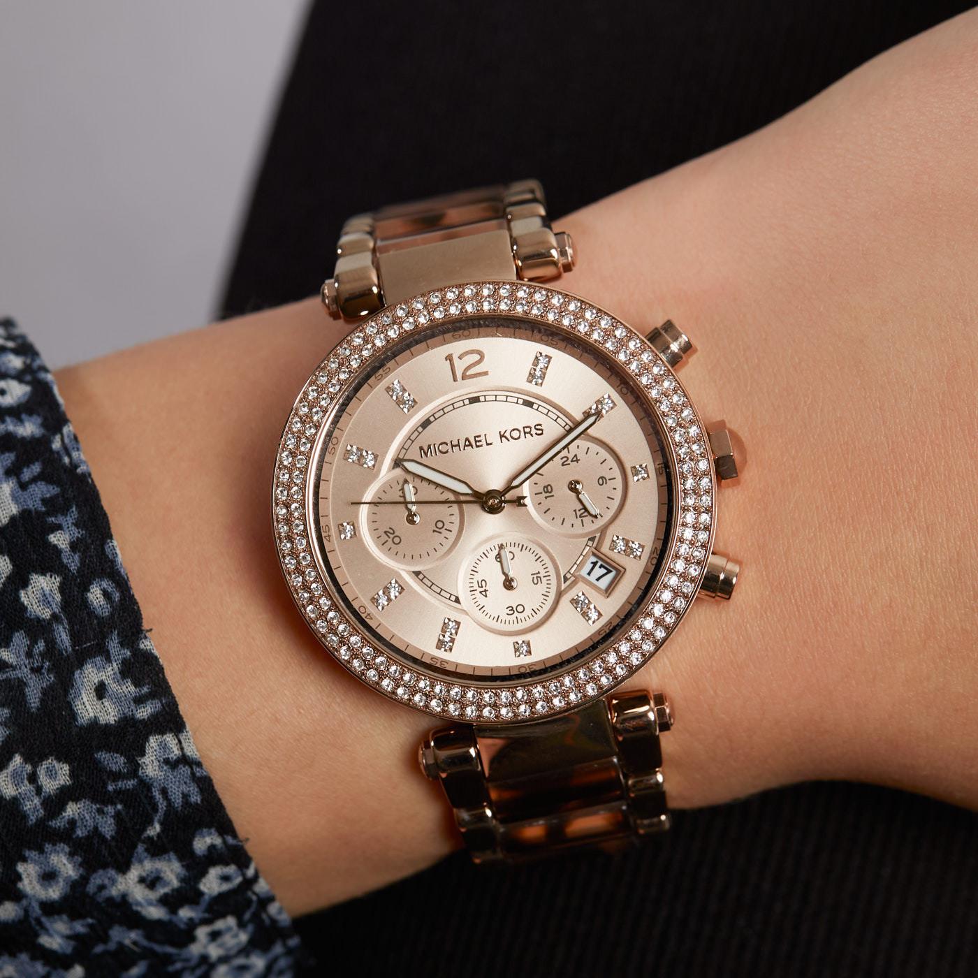 Michael Kors Parker horloge MK6832
