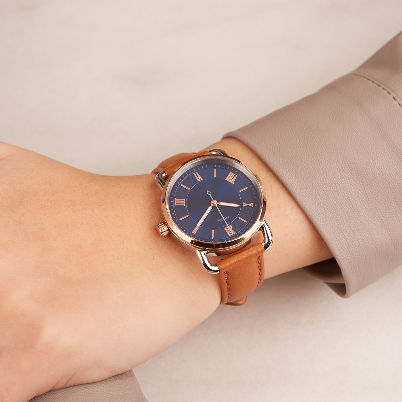 Fossil Copeland horloge ES4825