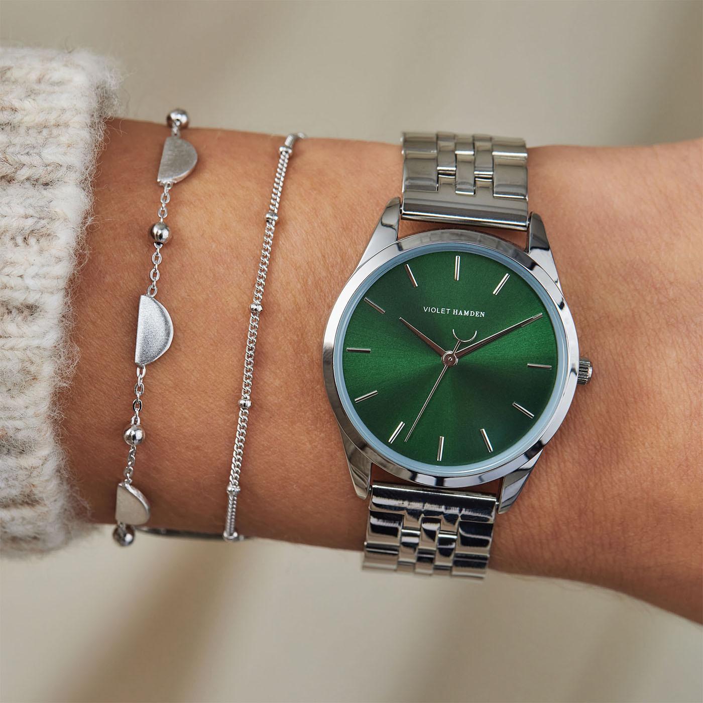 Violet Hamden Violet's Gift Horloge En Horlogeband VH90039