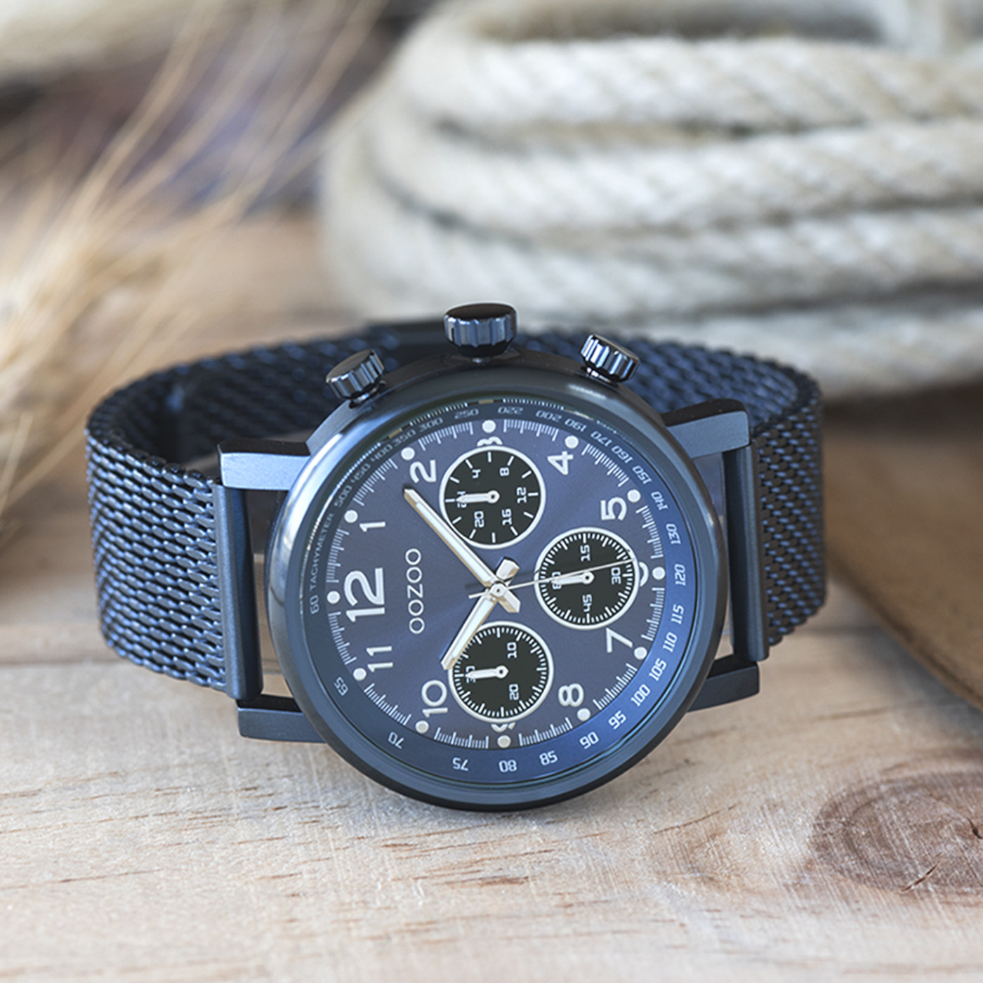 OOZOO Timepieces Summer horloge C10701