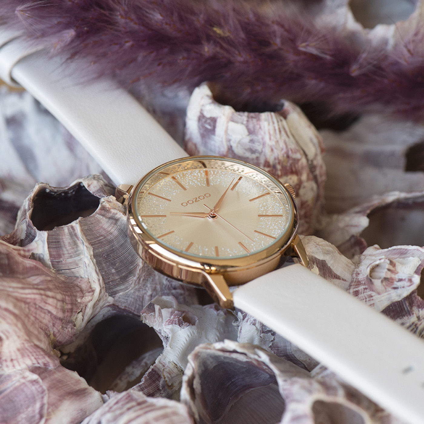 OOZOO Timepieces Summer horloge C10715