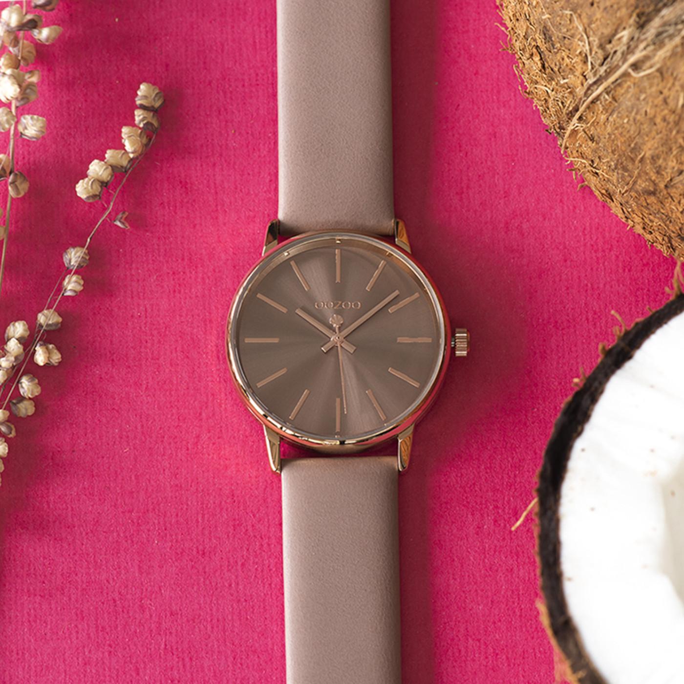 OOZOO Timepieces Summer horloge C10721
