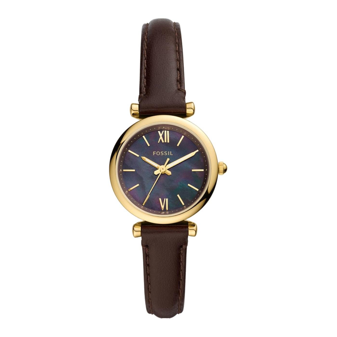 Fossil Carlie Mini horloge ES4968