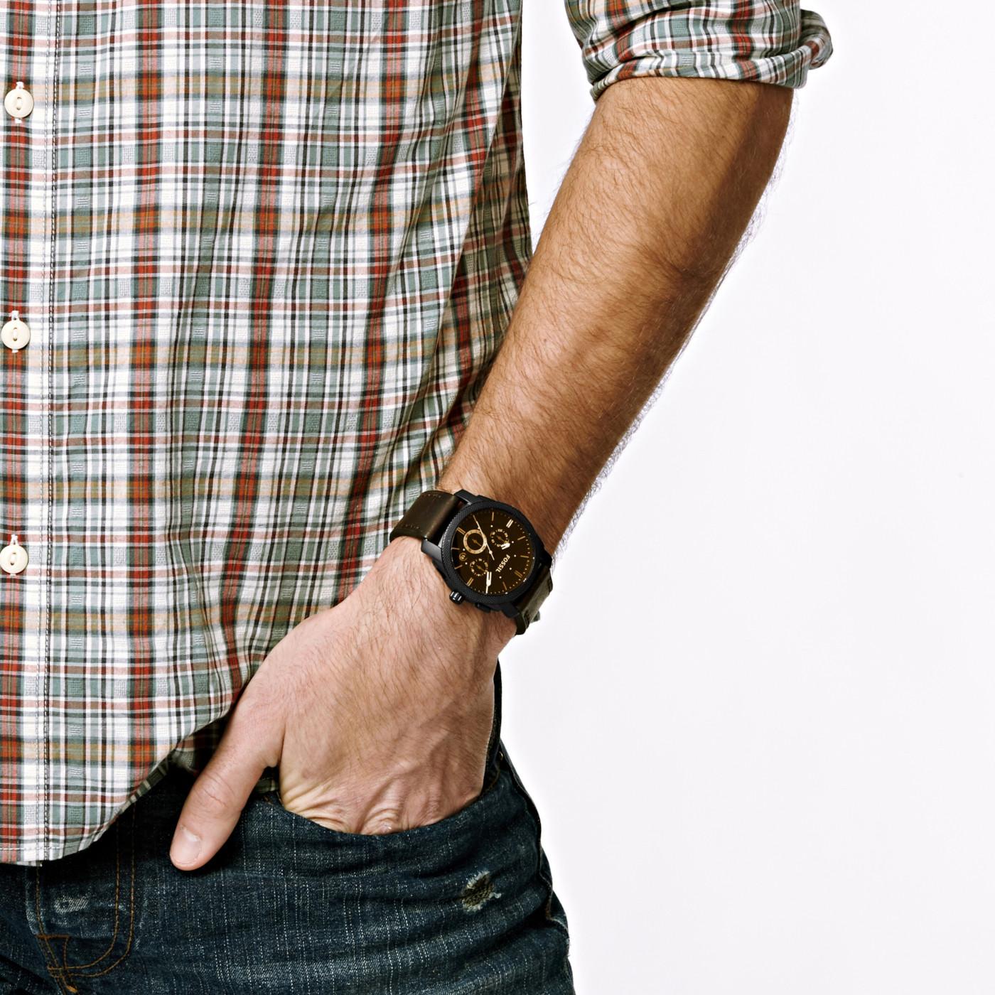 Fossil Machine horloges FS4656IE