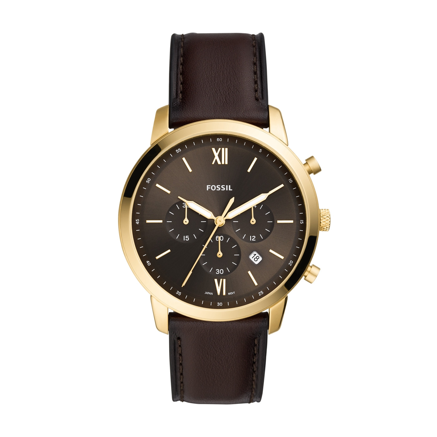 Fossil Neutra Chrono Chronograaf horloge FS5763