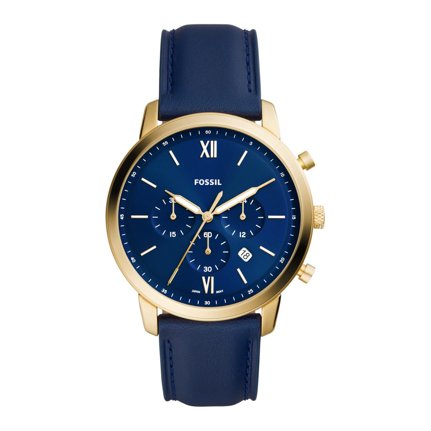 Fossil Neutra Chrono horloge FS5790
