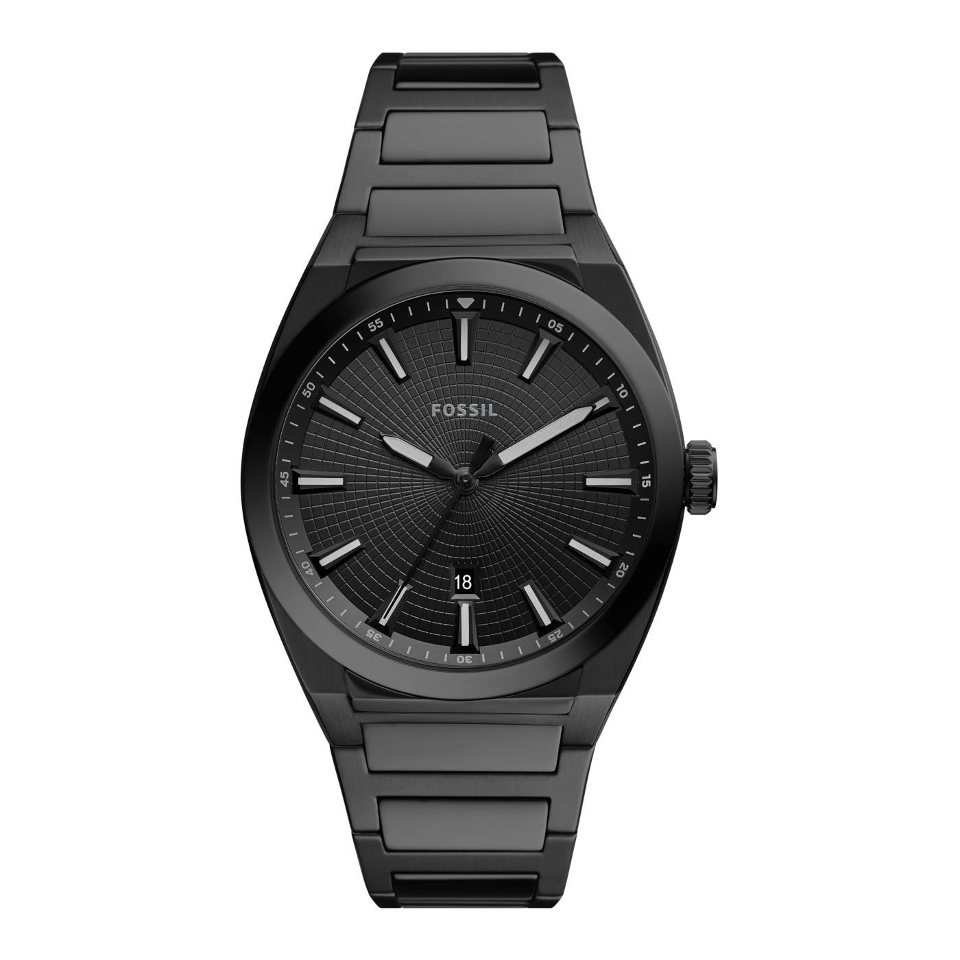 Fossil Everett 3 Hand horloge FS5824