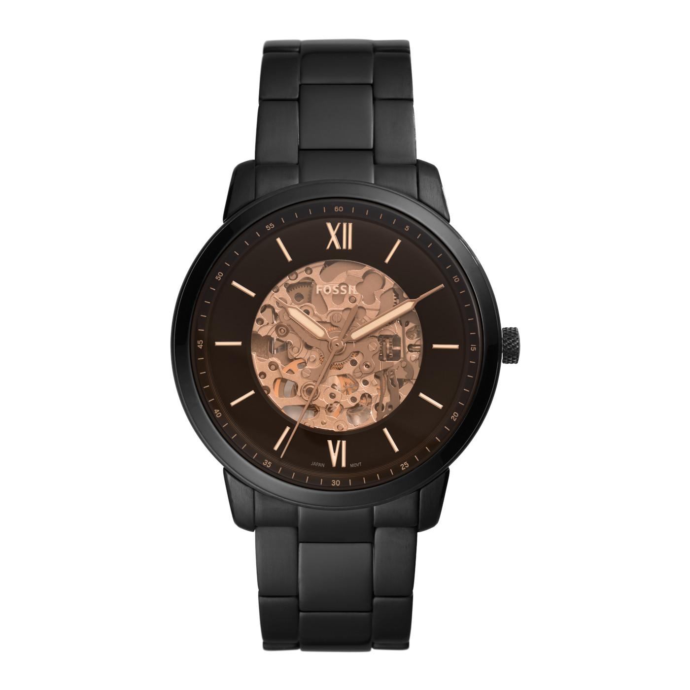 Fossil Neutra Automatic horloge ME3183