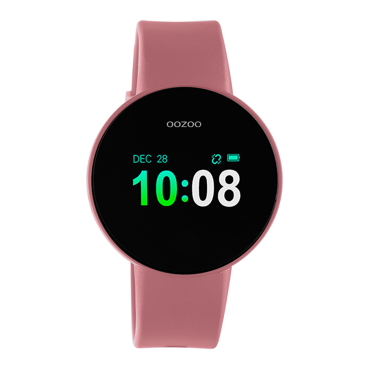 OOZOO Roze Display Smartwatch Q00209