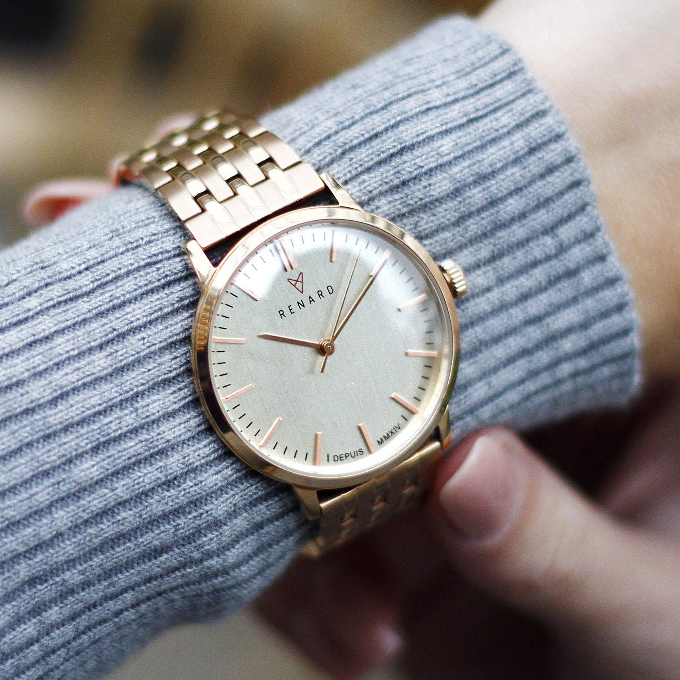 Renard Elite 35.5 horloge RA361RG12RG1