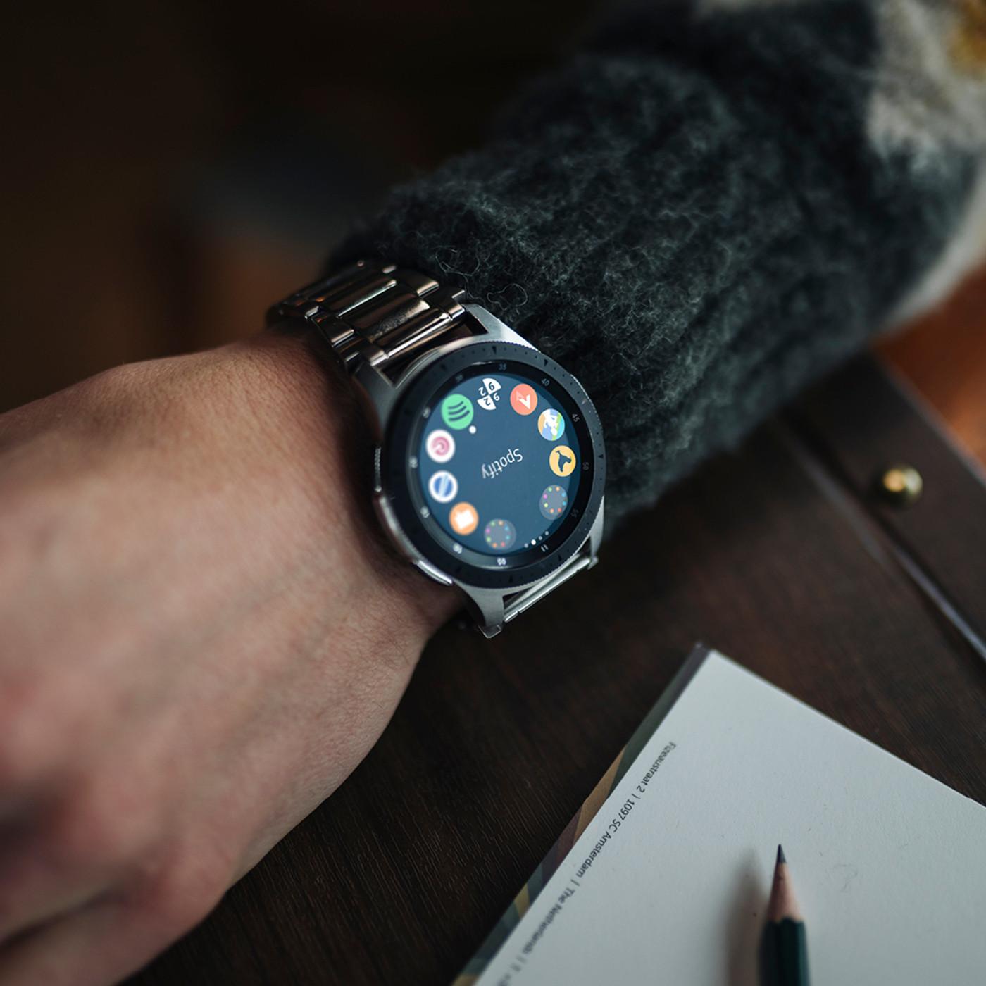 Samsung Special Edition Galaxy Smartwatch SA.GASL