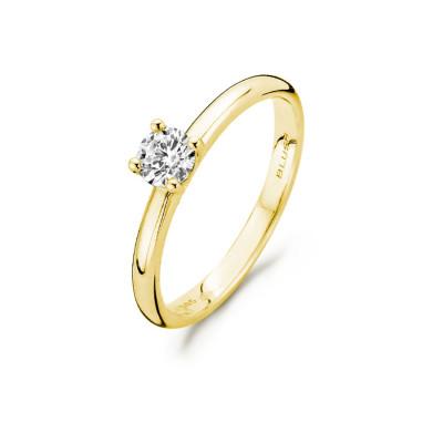 Blush 14 Karaat Gouden Ring 1132YZI