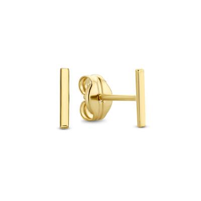 Isabel Bernard 14 Karaat Gouden Monceau Josephine Oorstekers IB010104