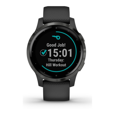 Garmin Vivoactive 4S Chrono Smartwatch 010-02172-12