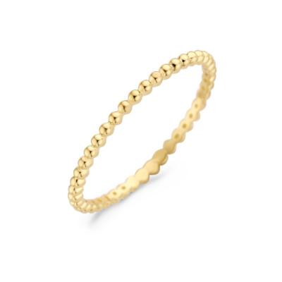 Blush 14 Karaat Gouden Ring 1195YGO