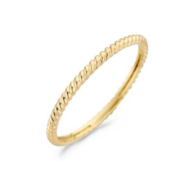 Blush 14 Karaat Gouden Ring 1196YGO