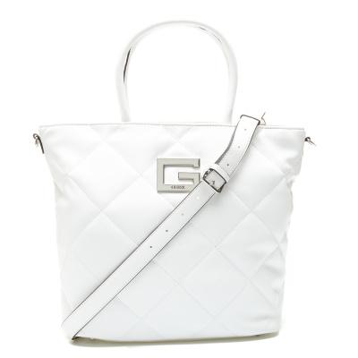 GUESS Brightside White Shopper HWQW75-80230-WHI