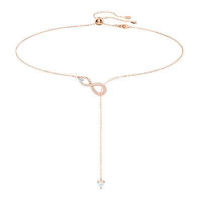 Swarovski Infinity Ketting 5521346 (Lengte: 48.50 cm)