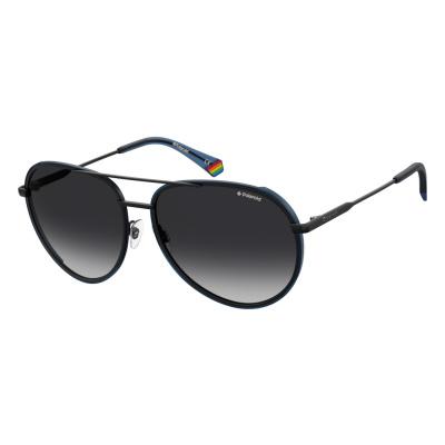 Polaroid lunettes de soleil polarisé PLD-6116GS-PJP-61-WJ