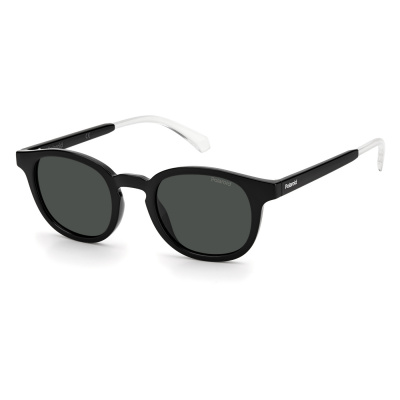 Polaroid Black Zonnebril PLD-2096S-807-48-M9