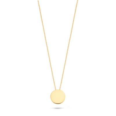 Blush collier 3080YGO (Taille: AS157:AS180) (Taille: 42cm)