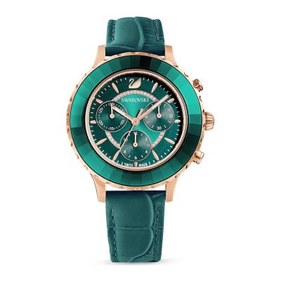 Swarovski Octea Lux Chorno horloge 5452498