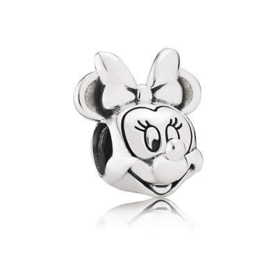 Pandora 925 Sterling Zilveren Disney Minnie Bedel 791587