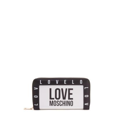 Love Moschino Bianco Portemonnee JC5640PP1DLI0100