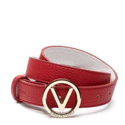Valentino Round ceinture VCS3N356ROSSO