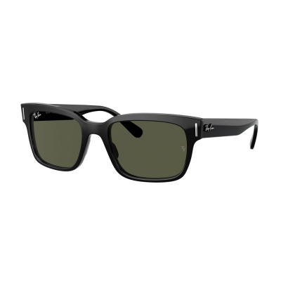 Ray-Ban Jeffrey Black Green Zonnebril RB21909013153