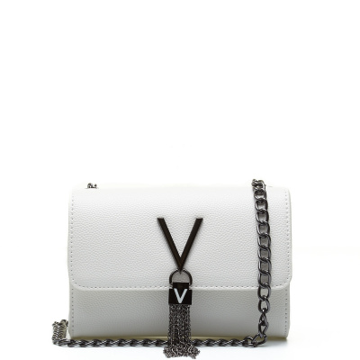 Valentino Bags Divina Bianco Crossbody VBS1R403GBIANCO