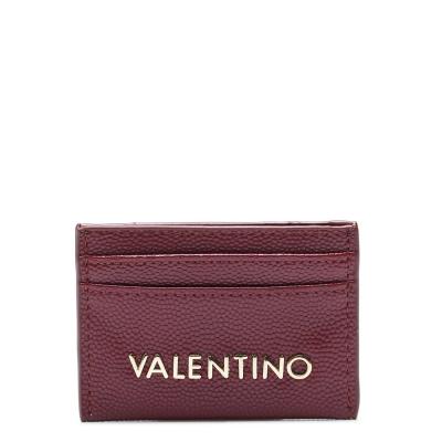 Valentino Bags Divina Porte-carte VPS1R421GVINO