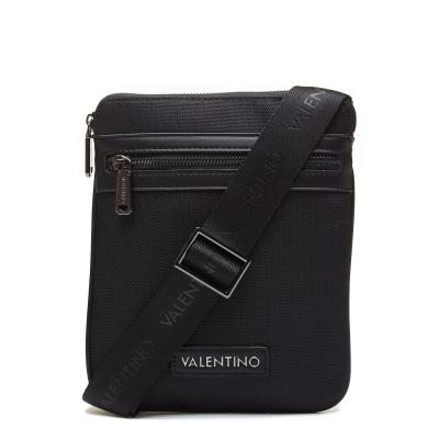 Valentino Bags Anakin Nero Crossbody VBS43312NERO