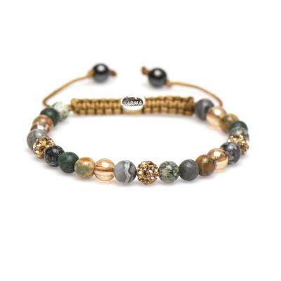 Karma Sprial Mylou Bracelet 83304 (Longueur: 17.50-19.00 cm)