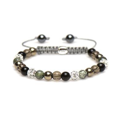 Karma Spiral Maryon Bracelet 83322 (Longueur: 17.50-19.00 cm)