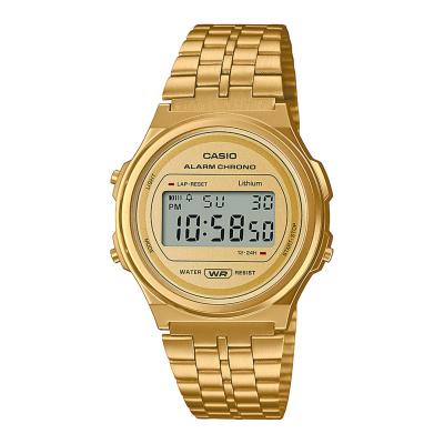 Casio Vintage Iconic horloge A171WEG-9AEF