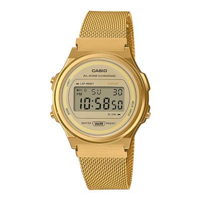 Casio Vintage Iconic horloge A171WEMG-9AEF