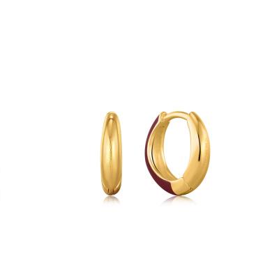 Ania Haie Bright Future Boucles d'oreilles AH E031-02G-R
