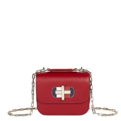 Tommy Hilfiger Red Crossbody Tas AW0AW10806XIT001