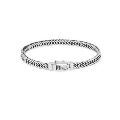 Buddha to Buddha 925 Sterling Zilveren Heritage Esther Mini Armband J158 (Lengte: 17.00-21.00 cm)