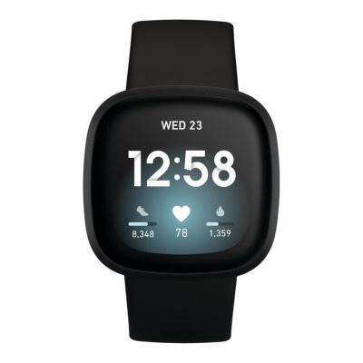 Fitbit Versa 3 Smartwatch FB511BKBK