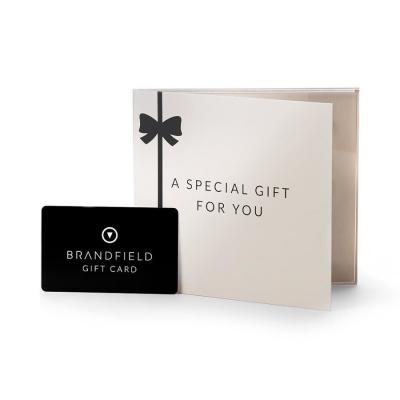 Brandfield Carte Cadeau 200 €