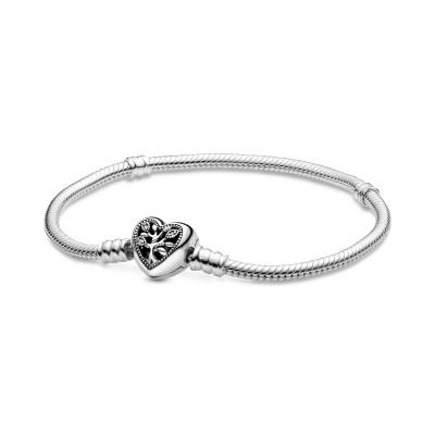 Pandora Moments bracelet 598827C01 (Taille: 17-21 cm)