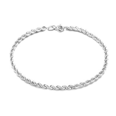 Isabel Bernard Saint Germain Violette bracelet en or blanc 14 carats IB320048