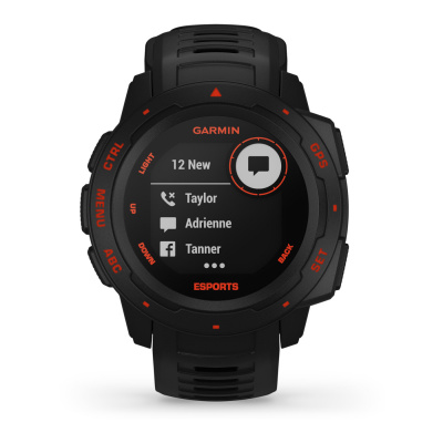 Garmin Instinct E-Sport Edition Display Smartwatch 010-02064-72